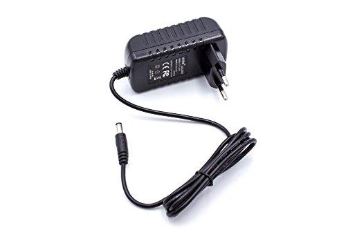 vhbw Netzteil Ladegerät Ladekabel für Yamaha P140 PSR-420 PSR-620 RM1X NP-V80 NP-V60 NP-31 PSR-350 PSR-450 PSR-500 MDF2 MOX-6 DGX-200 DGX-300 DGX-500 P60.
