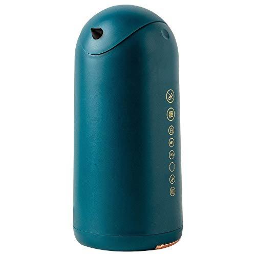 litthb Tragbarer Desktop-Heißwasserspender, Reisewasserspender, Temperaturregelung mit Mehreren Geschwindigkeiten, automatisches Wasserpumpen, geeignet für Reisen, Büro