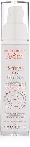 Eau Thermale Avene RetrinAL DAY Cream, Hyaluronic Acid MO, Wrinkle Concealing, Lifting and Tightening, Balanced Skin Tone, 1 oz.