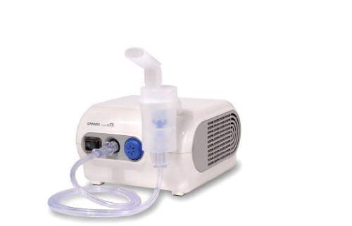 OMRON C28P CompAir Inhalador con tecnología Virtual Valve ⭐