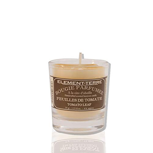 ELEMENT-TERRE Scented Candle 35 g 8 Hours Tomato Leaves