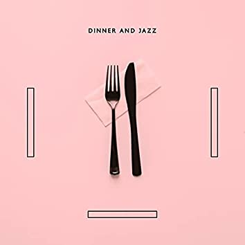 Dinner and Jazz: Late Night with Rainy Day Background Music