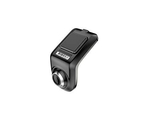 Auto-camera wifi full HD, mini-camera voor dashboard, DVR met 32 GB SD-kaart, nachtzichtdisplay, 1,5 LCD-scherm