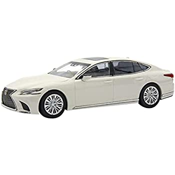 Diecast Car Model Lexus LS500H LS500 h 1:18 Grey GIFT!!!!!