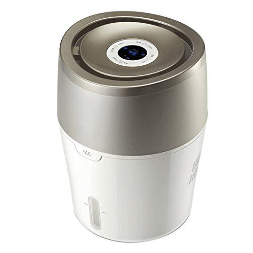 TTEWS Luchtbevochtiger, fluisterstille luchtbevochtiger voor slaapkamer, grote kamer, baby, huis, kamer met airconditioning