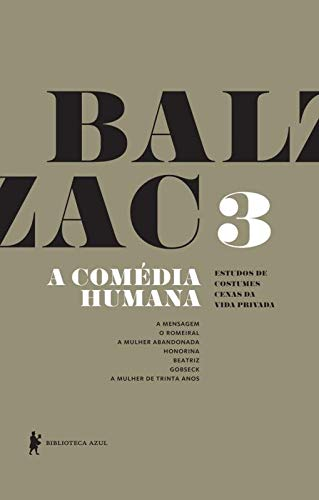 A Comédia Humana - Volume 3