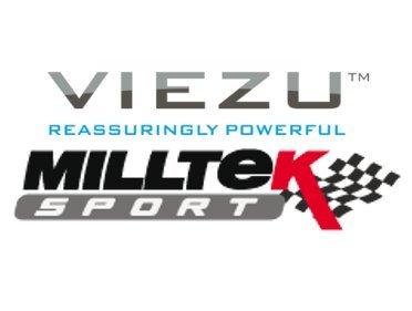 Milltek SSXRR107 2011 Evoque 5-türig & Coupé / TD4 & SD4 / Dynamisch / Allrad-Steinbauer Tuning Box