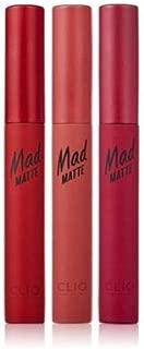 [Clio] Mad Matte Tint 4.5ml #08 Chai Tea Latte