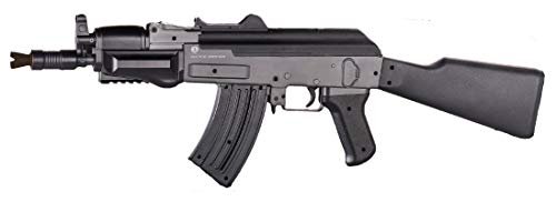CyberGun Replique Kugelgewehr AK 47 Kalashnikov Spring 0,500 Joule + 100 Kugeln Achtung: Verkauf verboten an Personen unter 18 Jahren