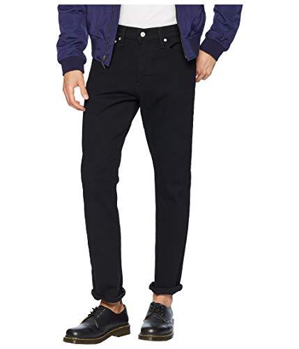 Calvin Klein Men's Straight Fit Jeans, Forever Black-pt, 40x32