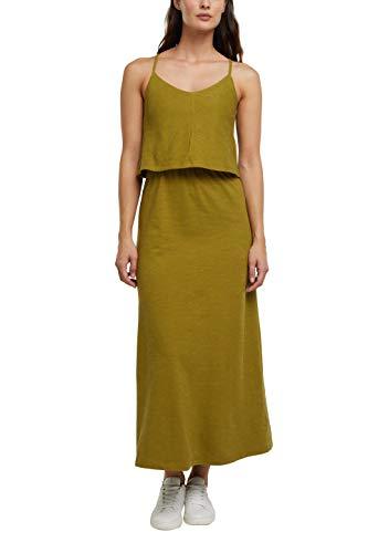 ESPRIT Damen 070EE1E302 Kleid, 360/OLIVE, Small