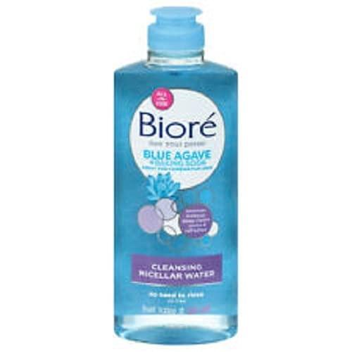 Biore, bicarbonato di sodio detergente per la rimozione di acqua micellare...