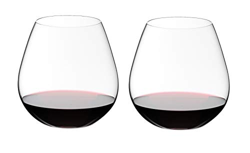 Riedel O Pinot Noir/Burgundy/Nebbiolo Wine Tumblers, Set of 2 [Kitchen] (Japan Import)