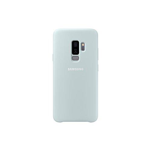 Samsung–Carcasa de silicona para Samsung Galaxy S9+color azul - 6.2 pulgadas