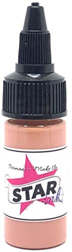 STARINKMAKEUP - Tinta maquillaje permanente - DARK SKIN JESUS GINES 15ml - Micropigmentación - Microblading - Tattoo