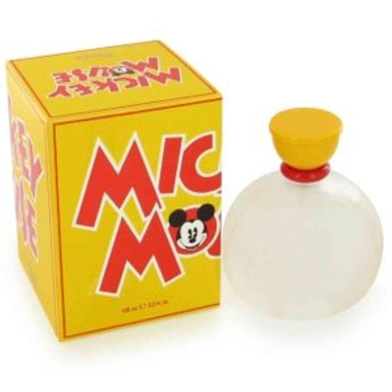 のみスカープ建てるMickey Mouse (ミッキーマウス) 3.4 oz (100ml) EDT Spray by Disney for Men