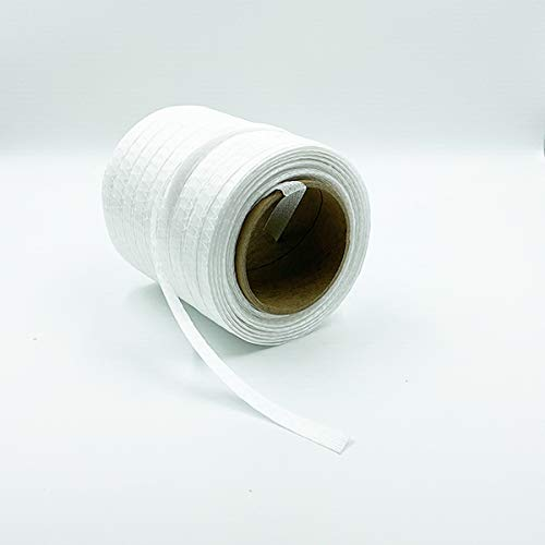 1/2' x 500' Cross Woven Poly Strapping Cord for Shrink Wrap Installation