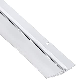twin fin silicone door sweep