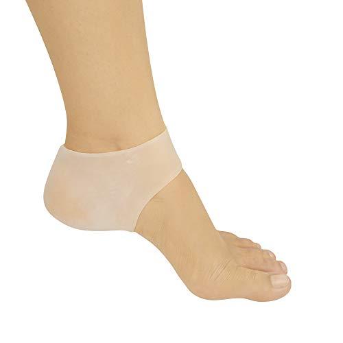 Protetor Para Calcanhar Revita Skin 6 em 1, Ortho Pauher, Transparente, Único