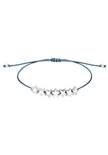 Elli Damen-Strangarmbänder 925_Sterling_Silber 0201291818_16 - 16cm Länge