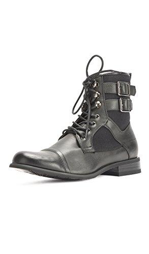 Reservoir Shoes Botki dziecięce, czarny - czarny - 38 EU