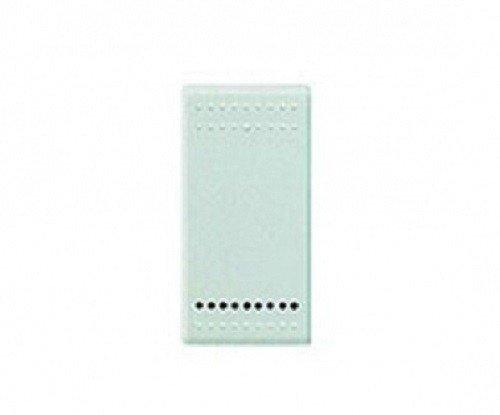 Bticino - Tapa de botón con símbolo de Giù 2 módulos Living Light - Modelo n. N4911/2AHM