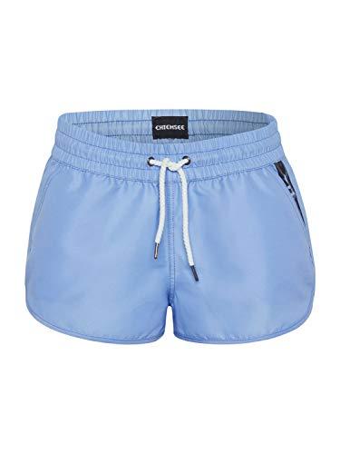 Chiemsee Damen Swimshorts, Vista Blue, M