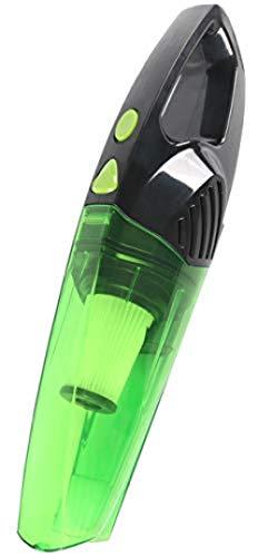 ANGEELEE 2in1 -Stiel-Staubsauger & Handstaubsauger mit MIF-Green/Black
