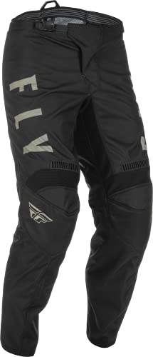Fly Racing 2022 F-16 Pants (Black/Grey, 44)