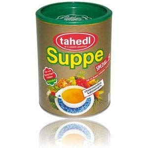 Tahedl Suppe Gold 900 g