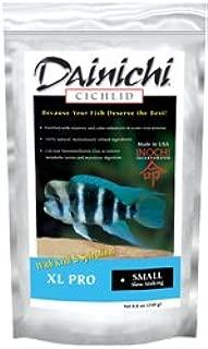 Dainichi Cichlid XL Pro Sinking Fish Food (Small Pellets, 5.5 lbs.)