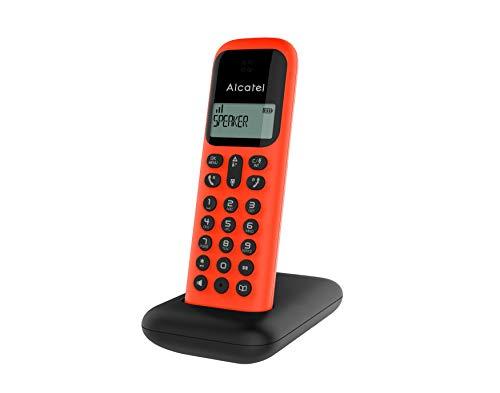 Alcatel Teléfono Fijo D285 Solo Red inalámbrica dect Solo Escucha amplificada (3700601421415)