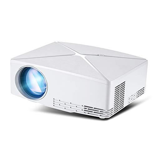 WANGLX ST C80 Micro Huis Video projector kantoor HD multimedia film speler ondersteuning 1080P Home Theater plezier compatibel HDMI/USB/AV/VGA