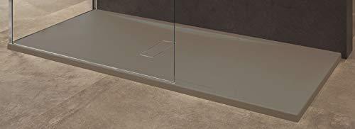 Plato de ducha Novellini Custom ultraplano tamaño 120 x 100 cm grosor...