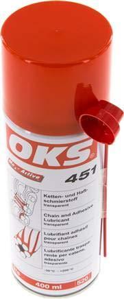 OKS 450/451 - Ketten- & Haftschmierstoff, 400 ml Spraydose
