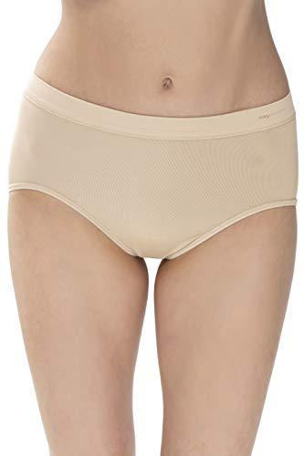 Mey Basics Serie Emotion Damen Taillenslips/ - Pants Beige 44