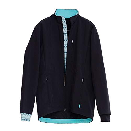 BIKOT(ビコット)コールドブレークジャケット【国内独占】 (鱗ターコイズ, XL)