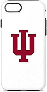 Skinit Pro Phone Case for iPhone 8 - Officially Licensed Indiana University Indiana University Greek Symbol Design