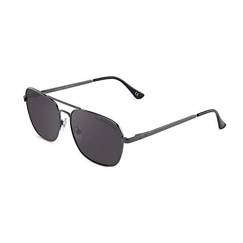 CLANDESTINE B-Pilot 18 Black - Gafas de sol Nylon HD Hombre & Mujer
