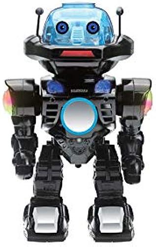 comprar nuevo barato Juguetrónica- Robot Interactivo con Control por Voz, Colors Surtidos Surtidos Surtidos (negro o plata) (JUG0178)  solo cómpralo