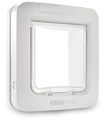 SureFlap-Sure Petcare Microchip Pet Door (White)