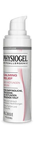 PHYSIOGEL Calming Relief Anti-Rötungen Serum - Für empfindliche, gerötete Haut, 30 ml
