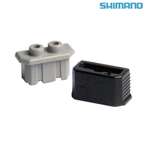 -Shimano W01010455 HB-NX30 Connector Stecker + Kappe für Nabendynamo