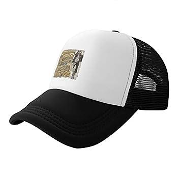 Shenghuihuiqian Steven Tyler Trucker Hat Graphic Denim Hat Unisex
