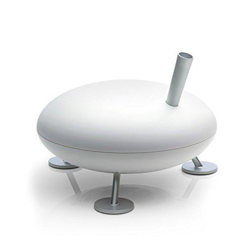 Stadler Form Design Luftbefeuchter Fred [Verdampfer, Raumgröße 50m², 2 Leistungsstufen], weiß