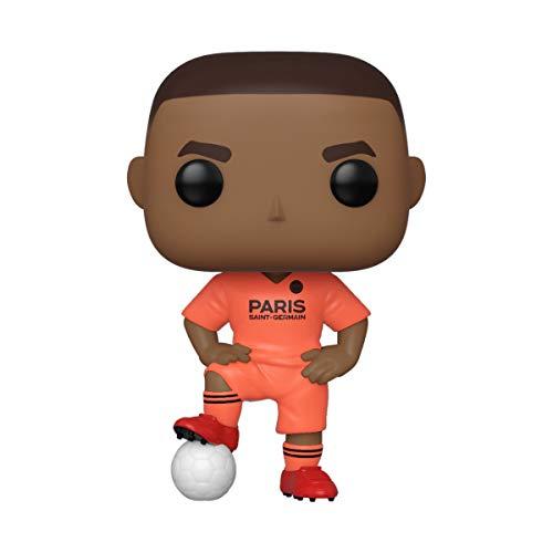 Funko Pop! Figurine en Vinyle Football: PSG - Kylian Mbappé (Away Kit) Multicolore