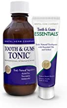 product image for Dental Herb Company - Tooth & Gums Tonic (18 oz.) Mouthwash and Essentials Paste (Kit)