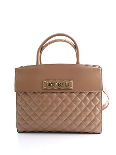 Love Moschino JC4008PP18 SHOPPER Donna CAMMELLO TU