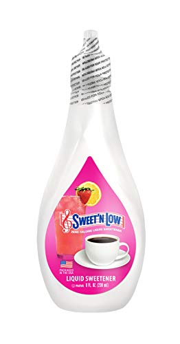 Sweet N Low Zero Calorie, 8 Ounce Bottle