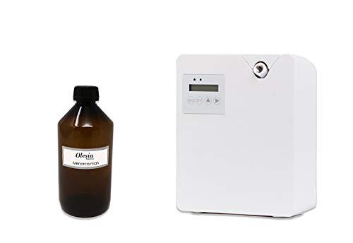 Ambientador Electrico Profesional Weele para Hogar o Oficina con Perfume Megaride 500ml